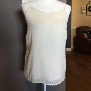 The Limited Spaghetti Strap Blouse Size:Small